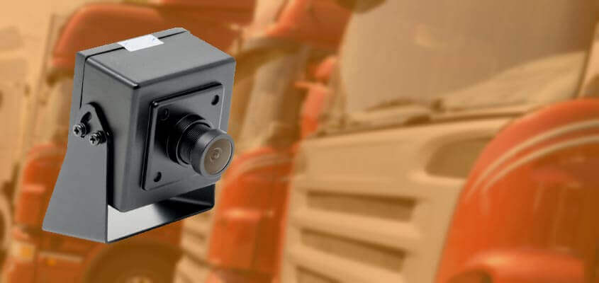 Commercial vehicle CCTV systems